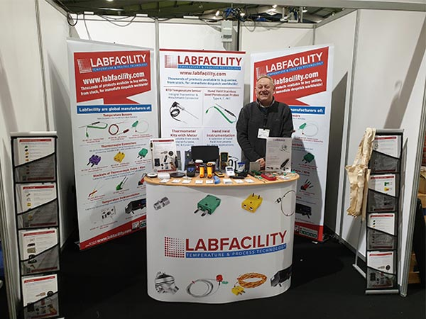 Labfacility attend the Public Sector Catering Expo
