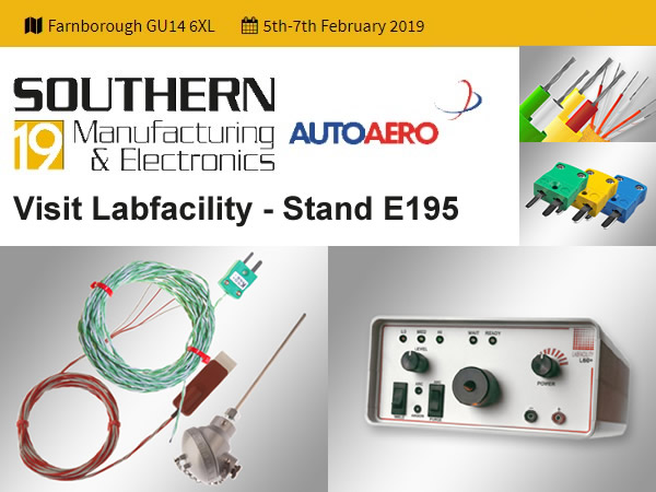 Labfacility Exhibiting At Southern Manufacturing & Electronics 2019